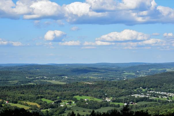 Catch A Glimpse of the Pocono Mountains