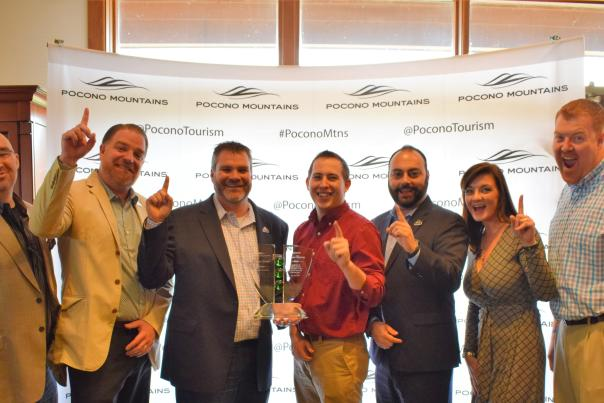 Green Award (Large Business) Pocono Raceway