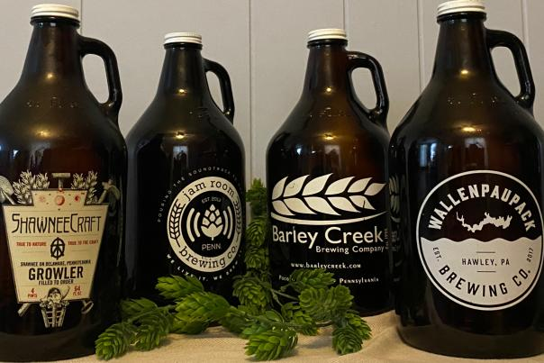 Breweries in the Pocono Mountains
