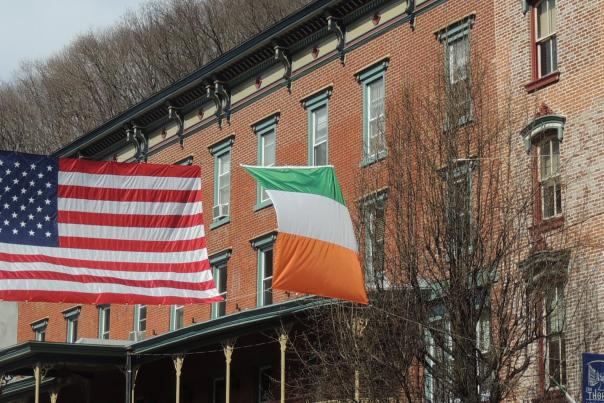St. Patrick's Day Celebrations in the Pocono Mountains