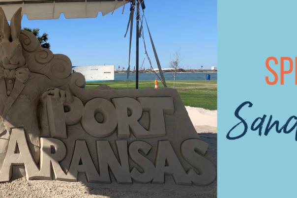 Sand Sculpture Banner 3