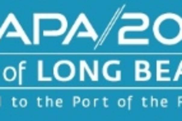 Logo for the American Association of Port Authorities conference logo