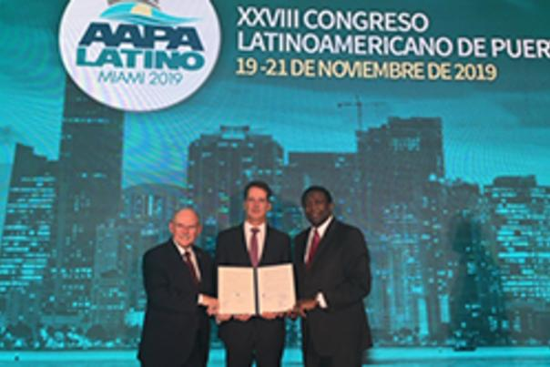 Port Everglades and Port of Barranquilla, Colombia MOU Signing Ceremony