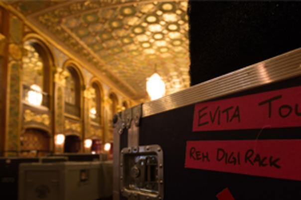 Evita Opening