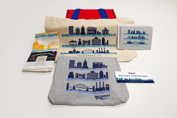 Rhody Box from Red Dot Merch & Providence River Boat Co.