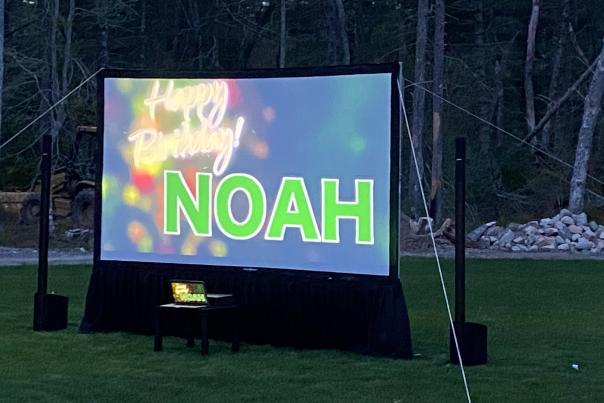 Luke Renchan - Movie Screen Rental