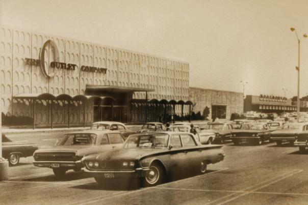 Garden City Center Old