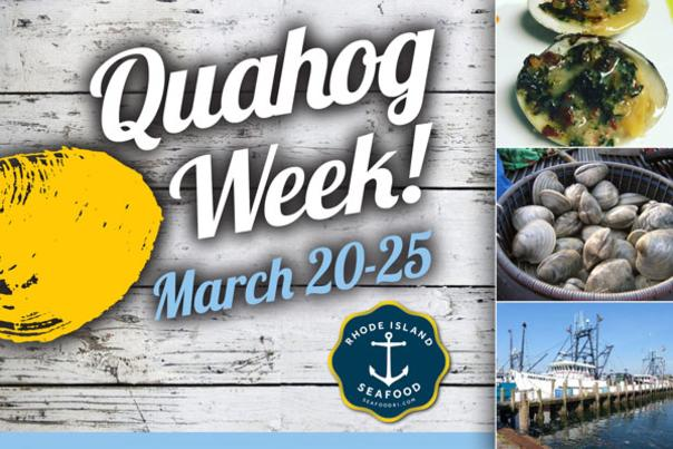 Quahog Week Banner