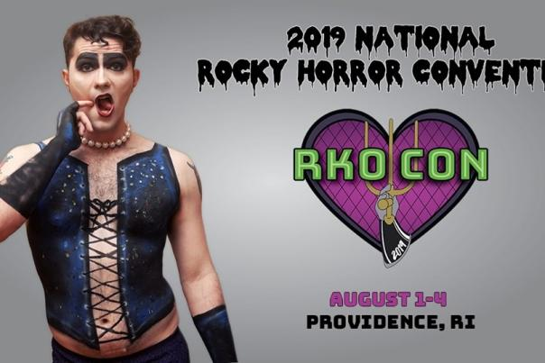 Promotional Material at RKO Con National Rocky Horror Picture Show Convention