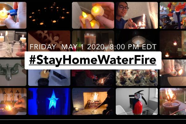Stay Home WaterFire