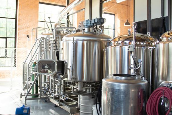 Brewery in RI