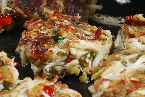Legal Seafoods Crab Cakes