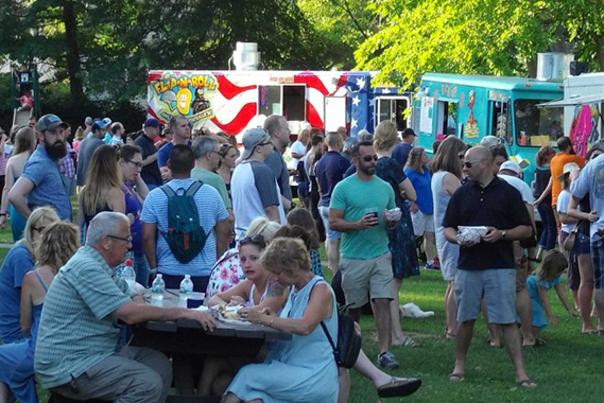 Food Truck Events 2018