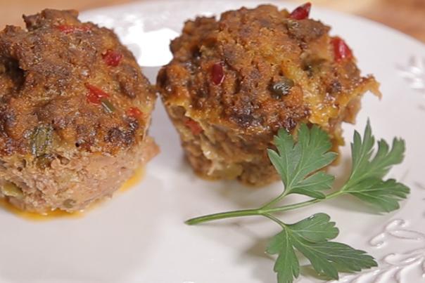 meatloaf small bites