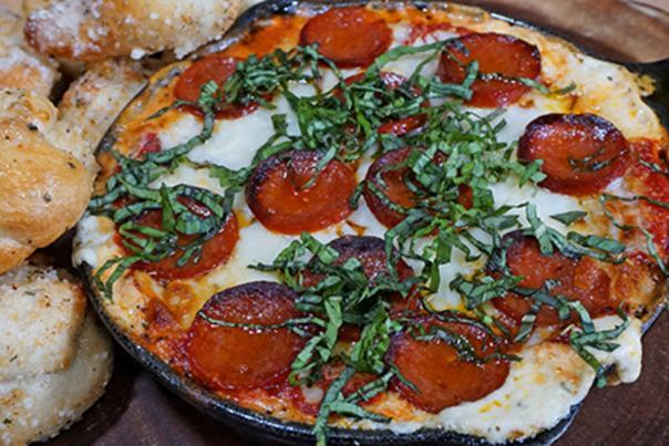 pizza dip header