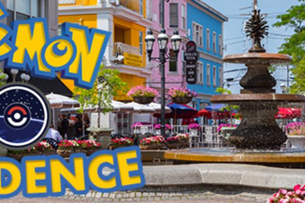 Pokemon Go Providence