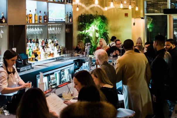 Restaurants opening - The River Social
