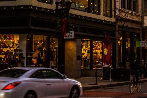 Shopping Providence