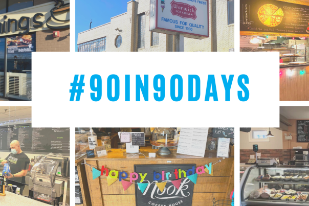 90 RI Businesses in 90 Days