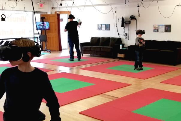 Base Station VR Players