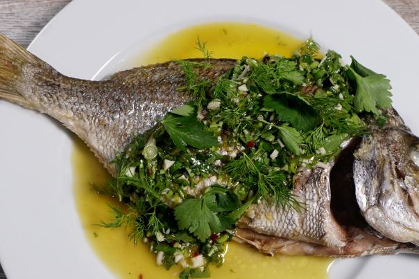 Whole Fish Fearless Fish