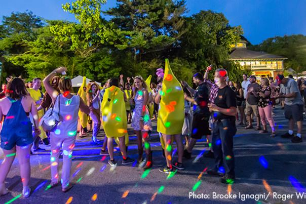 Afterhours Event at Roger Williams Park Zoo in Providence, Rhode Island