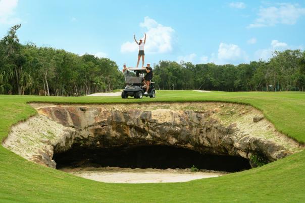 Girls Golf Getaway