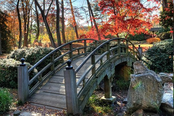 Maymont Fall