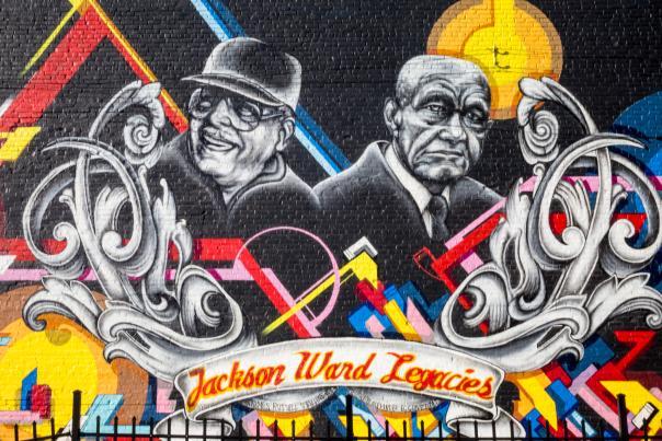 Street Art Jackson Ward