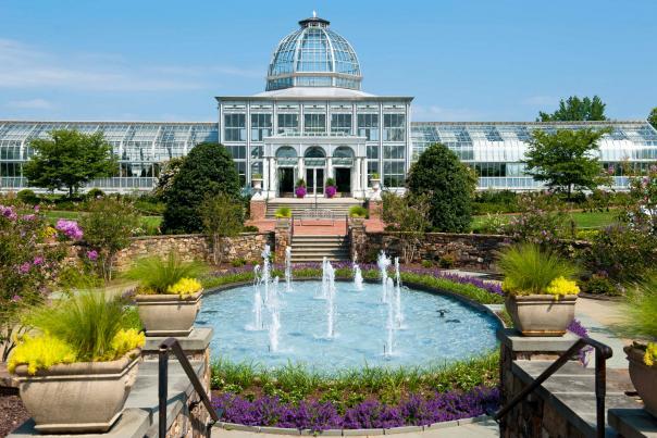 Conservatory-at-Lewis-Ginter-Botanical-Garden