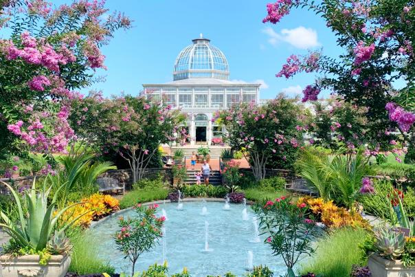 Lewis Ginter Square