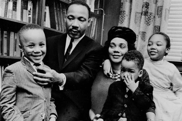MLK-family-1963