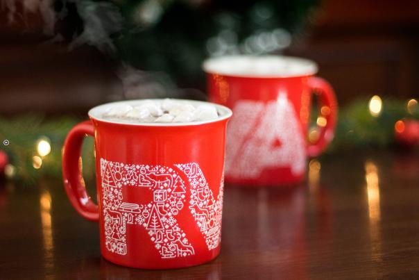 RVA Holiday Mugs