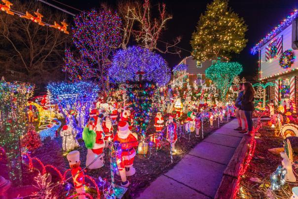 Richmond VA Tacky Lights Tours
