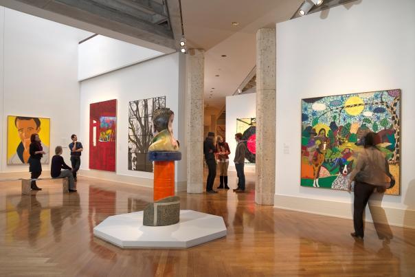 Virginia Museum of Fine Arts interior