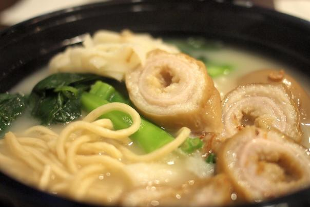 Wo Fung Noodle Express, Image credit: Michael Kwan