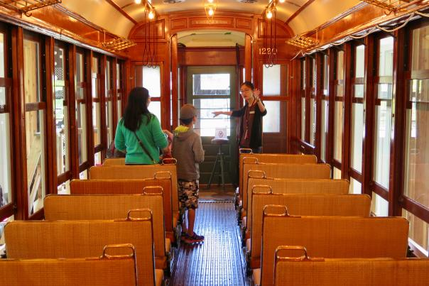Steveston Interurban Tram