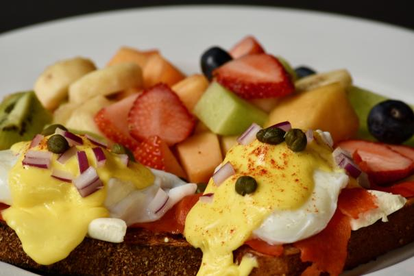 Brunch at Eggspectation - Photo: John Lee