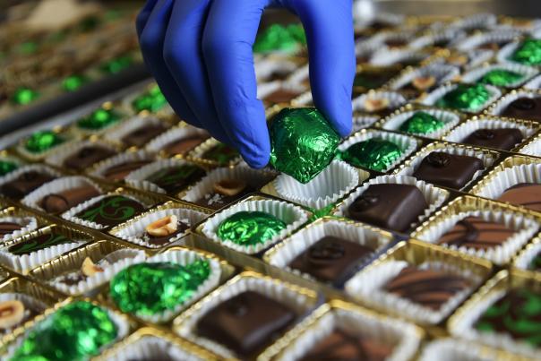 Hedonist Artisan Chocolates W. Glove