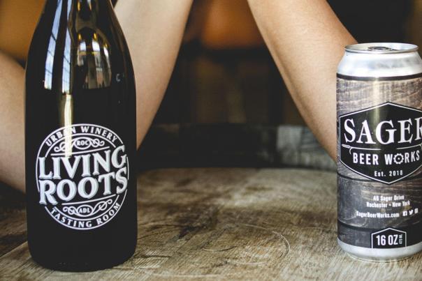 Living Roots & Sager Beer Works