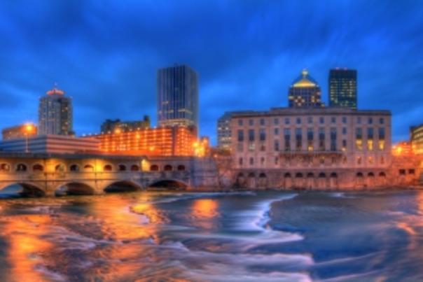 Copy of Rochester Skyline