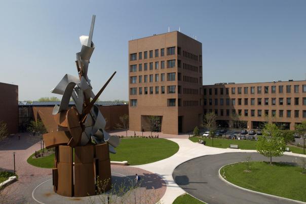 the RIT Campus