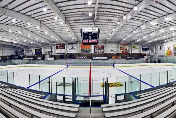 Arena at Bill Gray's Regional Iceplex