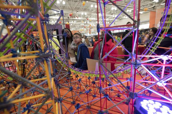 Student Created Rollercoaster at Imagine RIT