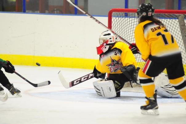 Fire On Ice Hockey