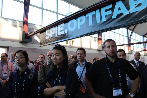 2015 SPIE Optifab 1