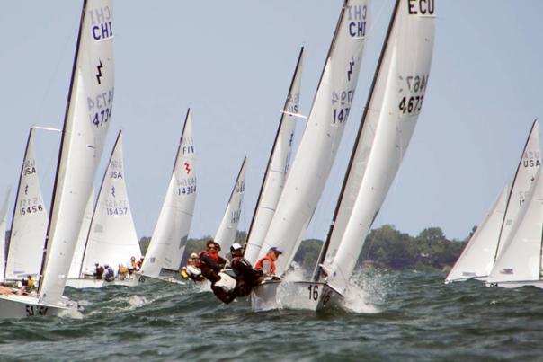sailboats on lake ontario 2