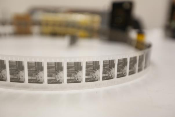 Nitrate Film George Eastman Museum