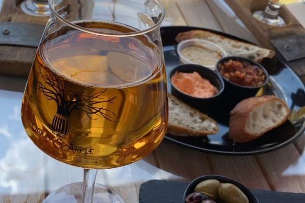 Oak & Apple Hard Cider