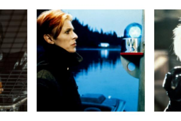 David Bowie Films at George Eastman Museum, Rochester, NY